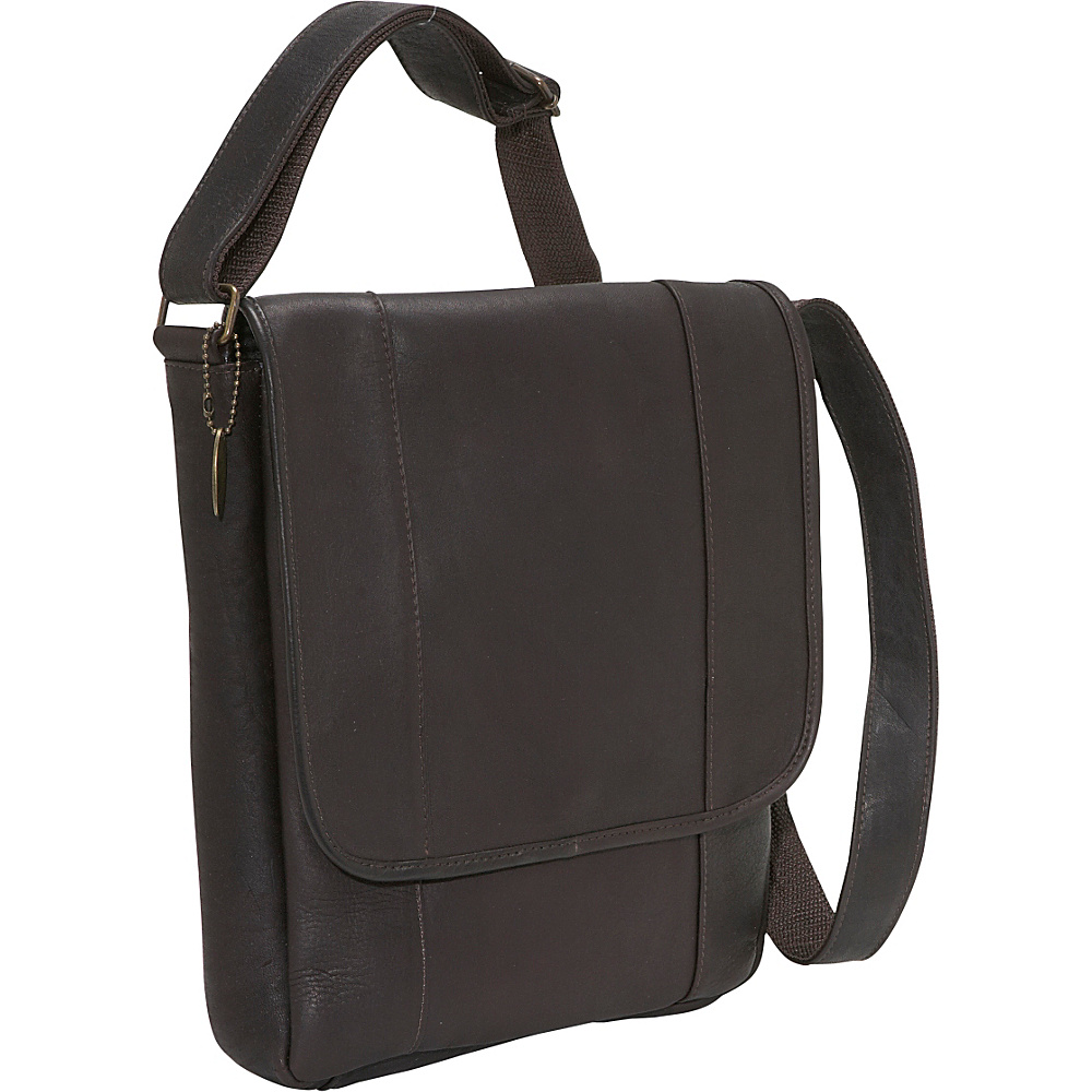 David King & Co. Vertical Mens Bag Cafe - David King & Co. Other Mens Bags - Work Bags & Briefcases, Other Men's Bags