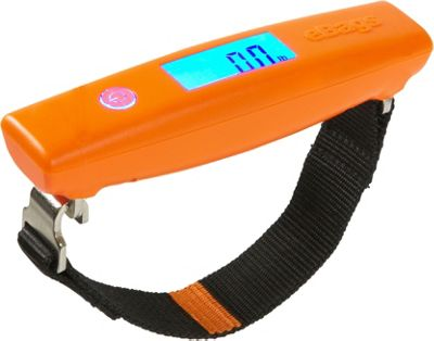 eBags GripScale Digital Luggage Scale - Orange