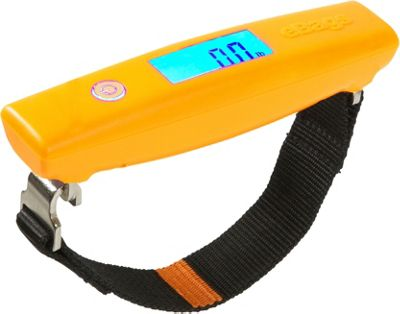 eBags GripScale Digital Luggage Scale - Yellow
