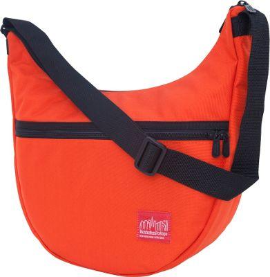 Manhattan Portage Nolita Shoulder Bag Orange - Manhattan Portage Fabric Handbags