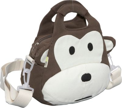 Ecogear EcoZoo Lunch Tote - Brown