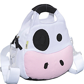 EcoZoo Lunch Tote Cow