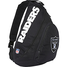 Oakland Raiders Slingback Slingbag Black