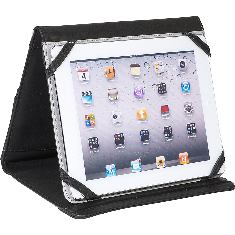 Piel Envelope Case for the new iPad and iPad 2 - Black - Technology, Electronic Cases