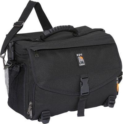 Ape Case Pro Large Camera Messenger - Black