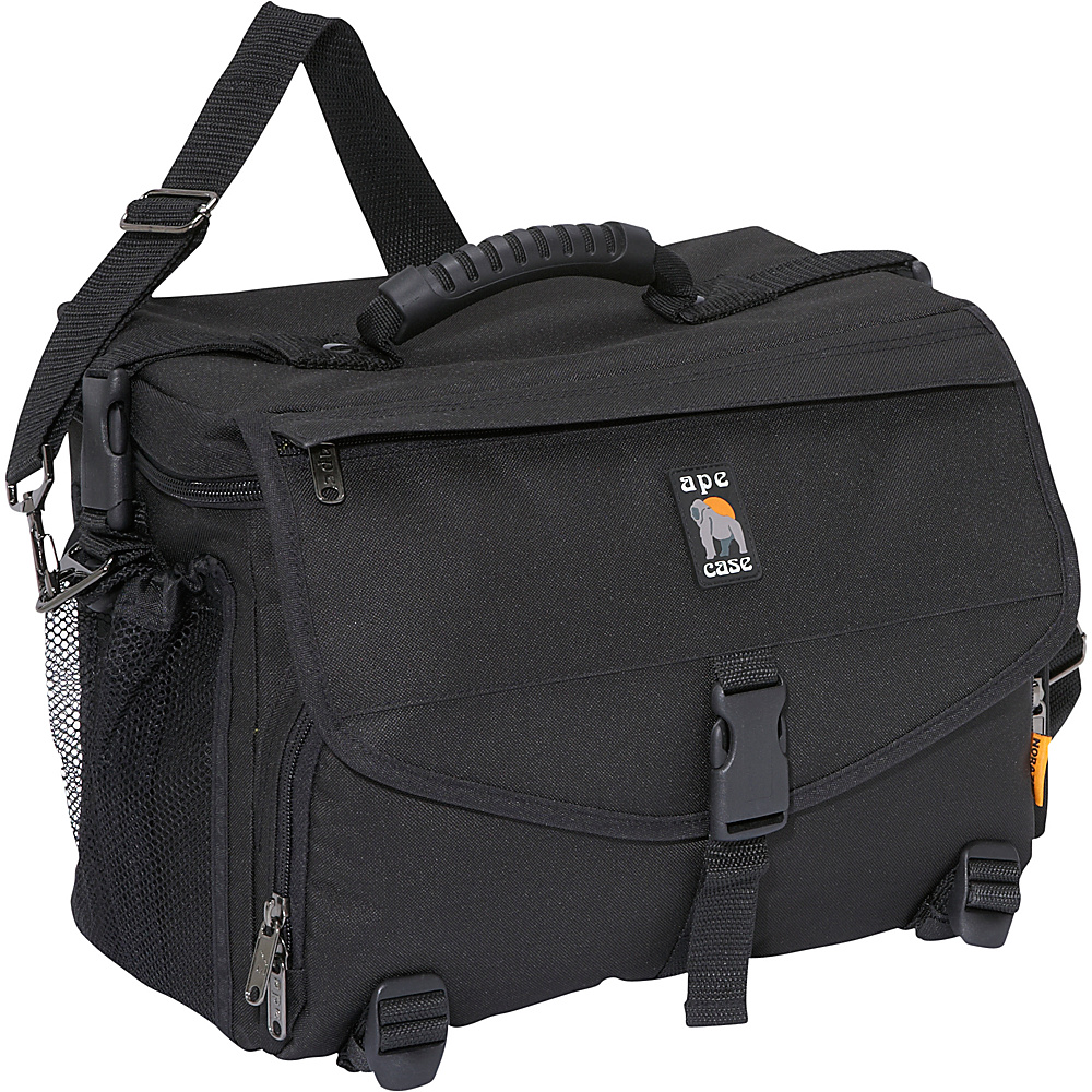 Ape Case Pro Large Camera Messenger - Black - Technology, Camera Accessories