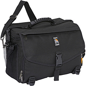 Pro Large Camera Messenger Black