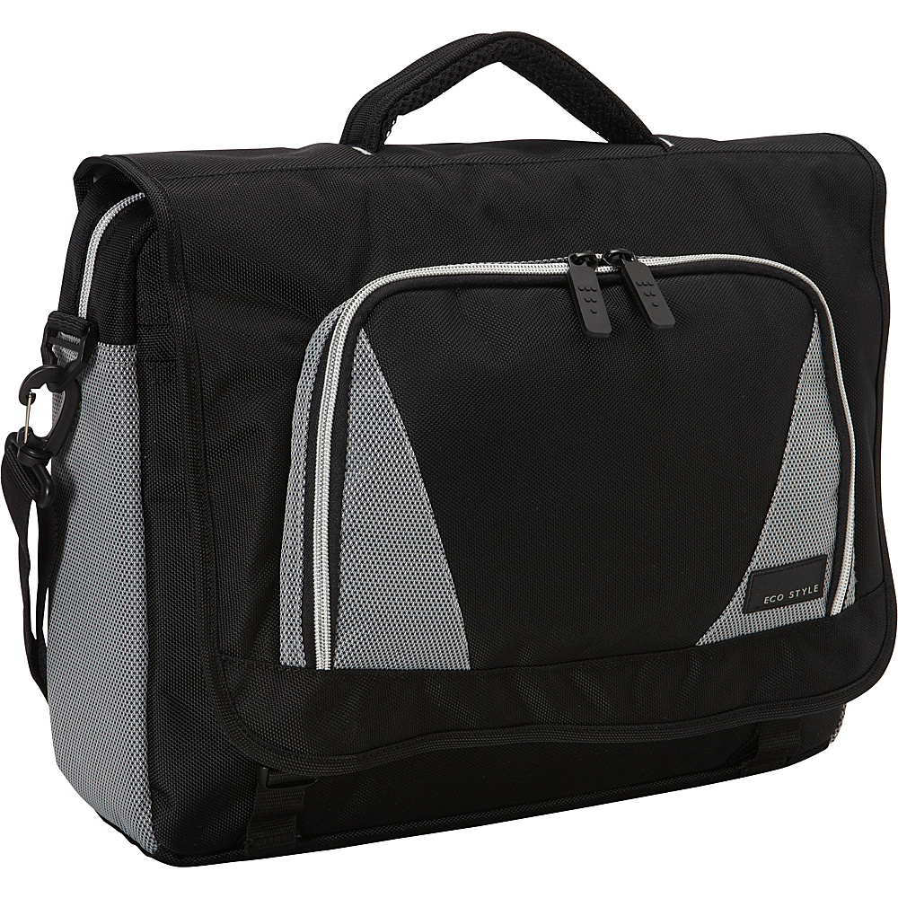 ECO STYLE Sports Voyage Laptop Messenger