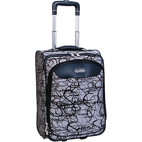 "Jessica Simpson Luggage Signature Twister 18"" Upright"