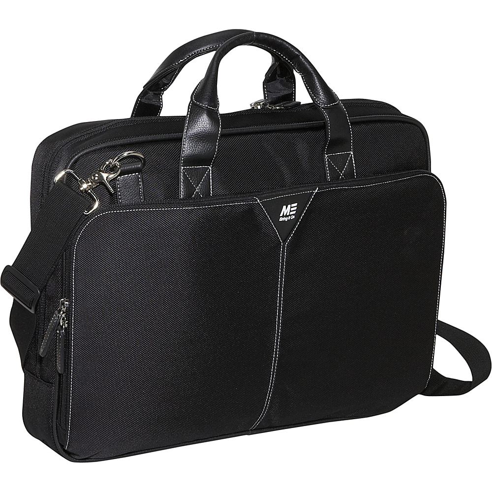 Mobile Edge Select Nylon Laptop Briefcase for 16 PC