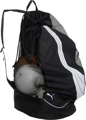 Puma Team Ball Bag - BLACK