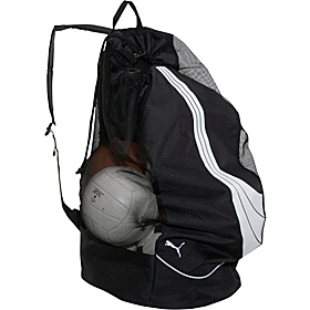 Team Ball Bag BLACK