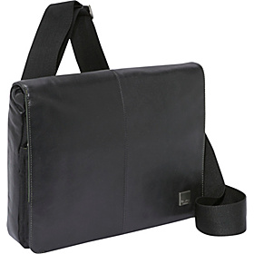 Kilkenny Leather iPad / Netbook Messenger (Brompton) Black