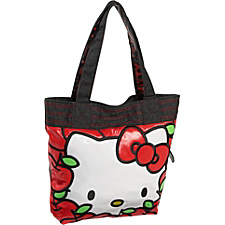 Loungefly Hello Kitty Apple Tote - Tote