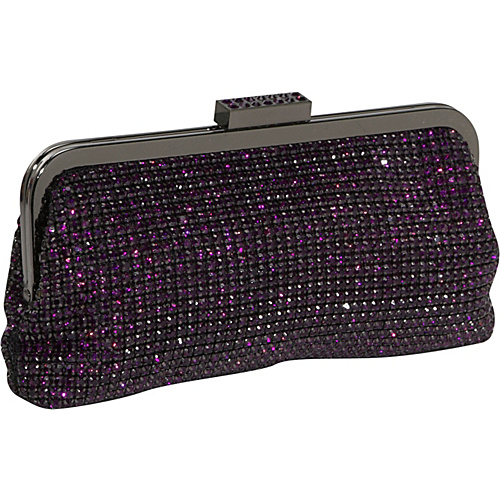 Urban Expressions Brittnee Purple - Urban Expressions Evening Bags