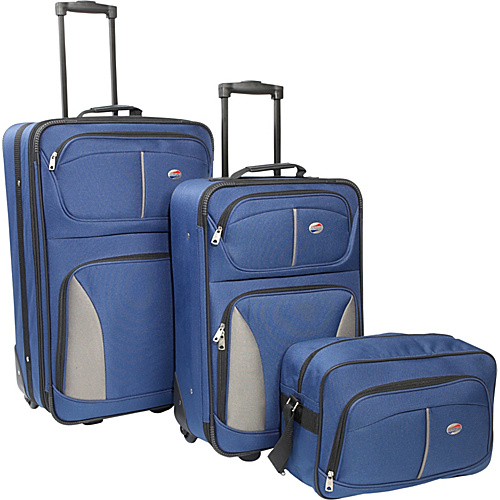 American Tourister Fieldbrook 3 Piece Luggage Set 6d5c53d04