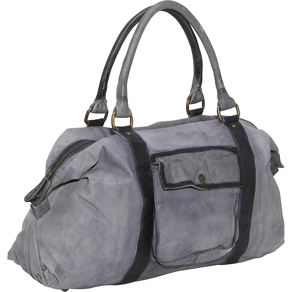 Latico Leathers Felicia - Grey - Handbags, Leather Handbags