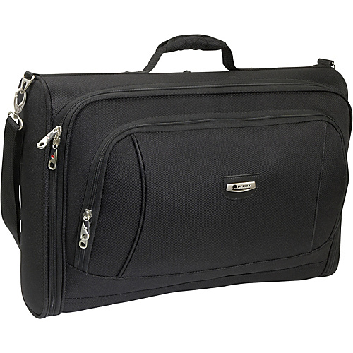 Delsey Helium Alliance Attache Garment Bag - Black