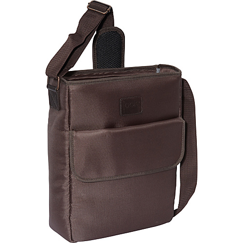 Jill-E Jack DSLR Swing Camera Bag Chocolate Brown - Jill-E Camera Cases