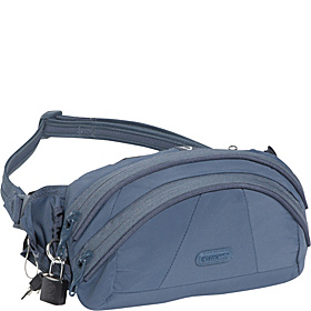 Stashsafe 100 GII Anti-Theft Hip Pack Midnight Blue