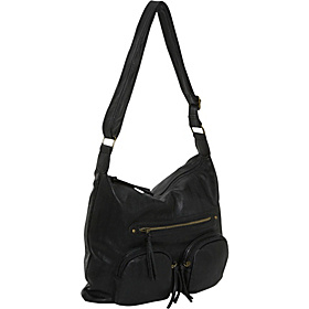 Prism II Hobo Bag BLACK