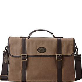 Estate Canvas Messenger Khaki