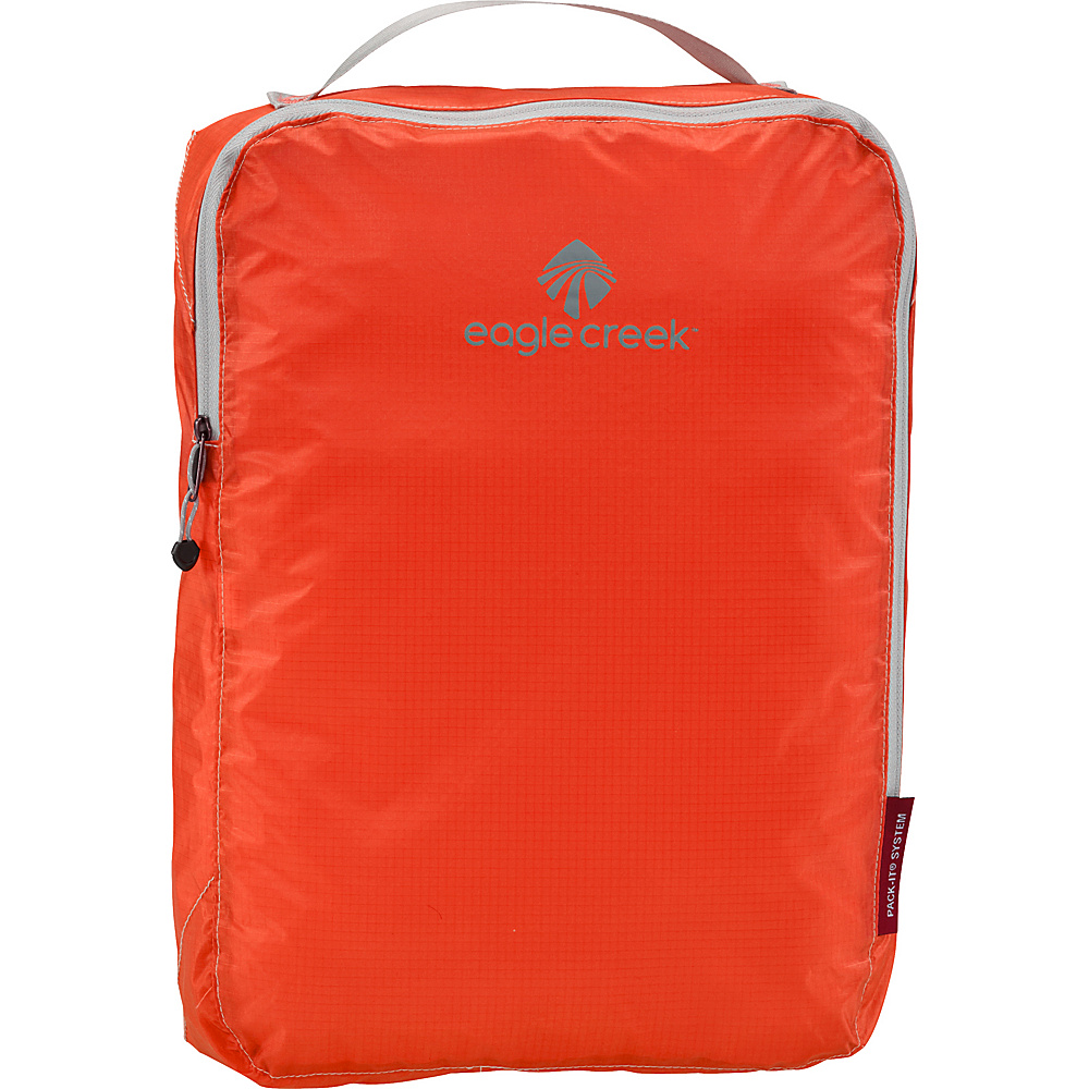 Eagle Creek Pack-It Specter Half Cube Flame Orange - Eagle Creek Travel Organizers - Travel Accessories, Travel Organizers
