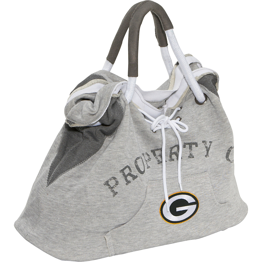 Littlearth Hoodie Tote - NFL Teams Green Bay Packers - Littlearth Fabric Handbags