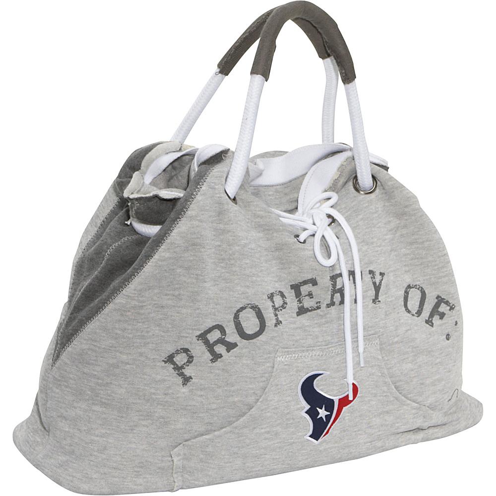 Littlearth Hoodie Tote - NFL Teams Houston Texans - Littlearth Fabric Handbags - Handbags, Fabric Handbags