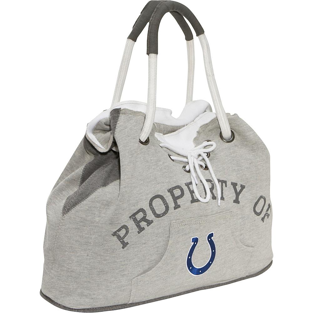 Littlearth Hoodie Tote - NFL Teams Indianapolis Colts - Littlearth Fabric Handbags - Handbags, Fabric Handbags