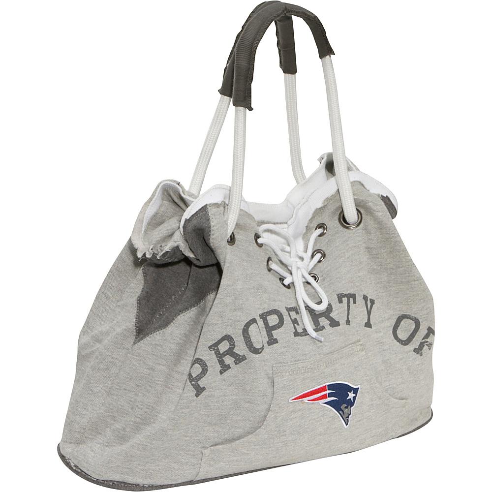 Littlearth Hoodie Tote - NFL Teams New England Patriots - Littlearth Fabric Handbags - Handbags, Fabric Handbags