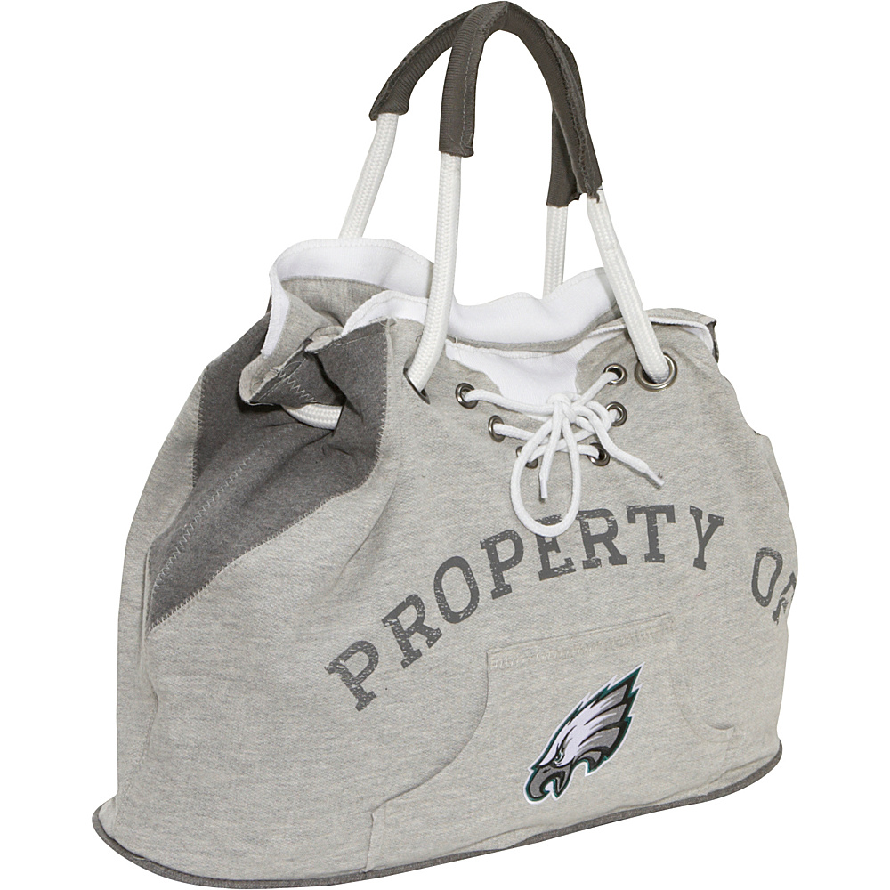 Littlearth Hoodie Tote - NFL Teams Philadelphia Eagles - Littlearth Fabric Handbags
