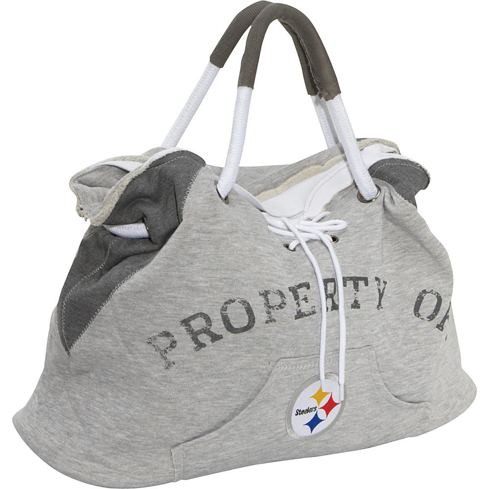 Littlearth Hoodie Tote - NFL Teams Pittsburgh Steelers - Littlearth Fabric Handbags - Handbags, Fabric Handbags