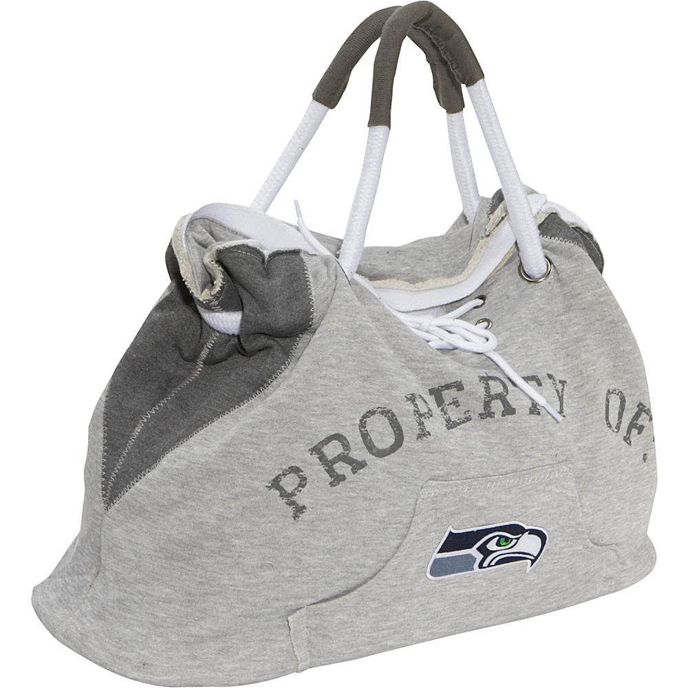 Littlearth Hoodie Tote - NFL Teams Seattle Seahawks - Littlearth Fabric Handbags - Handbags, Fabric Handbags