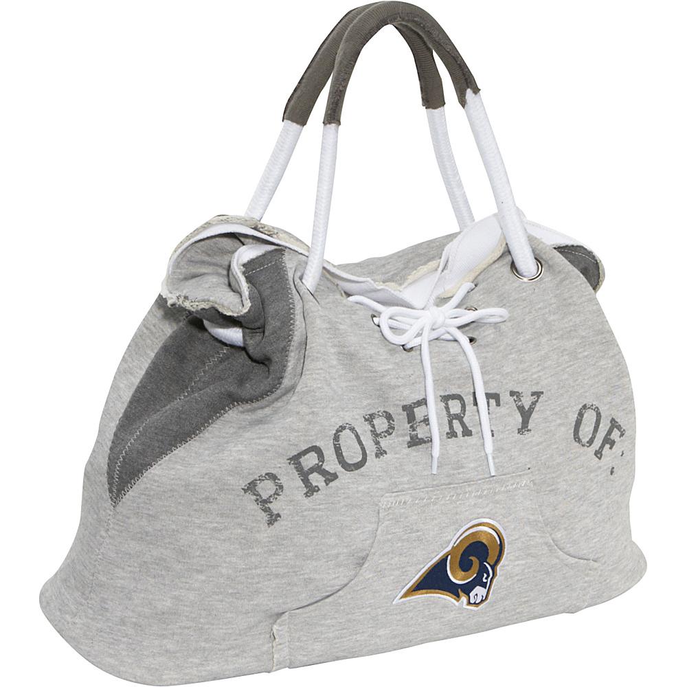 Littlearth Hoodie Tote - NFL Teams St. Louis Rams - Littlearth Fabric Handbags - Handbags, Fabric Handbags