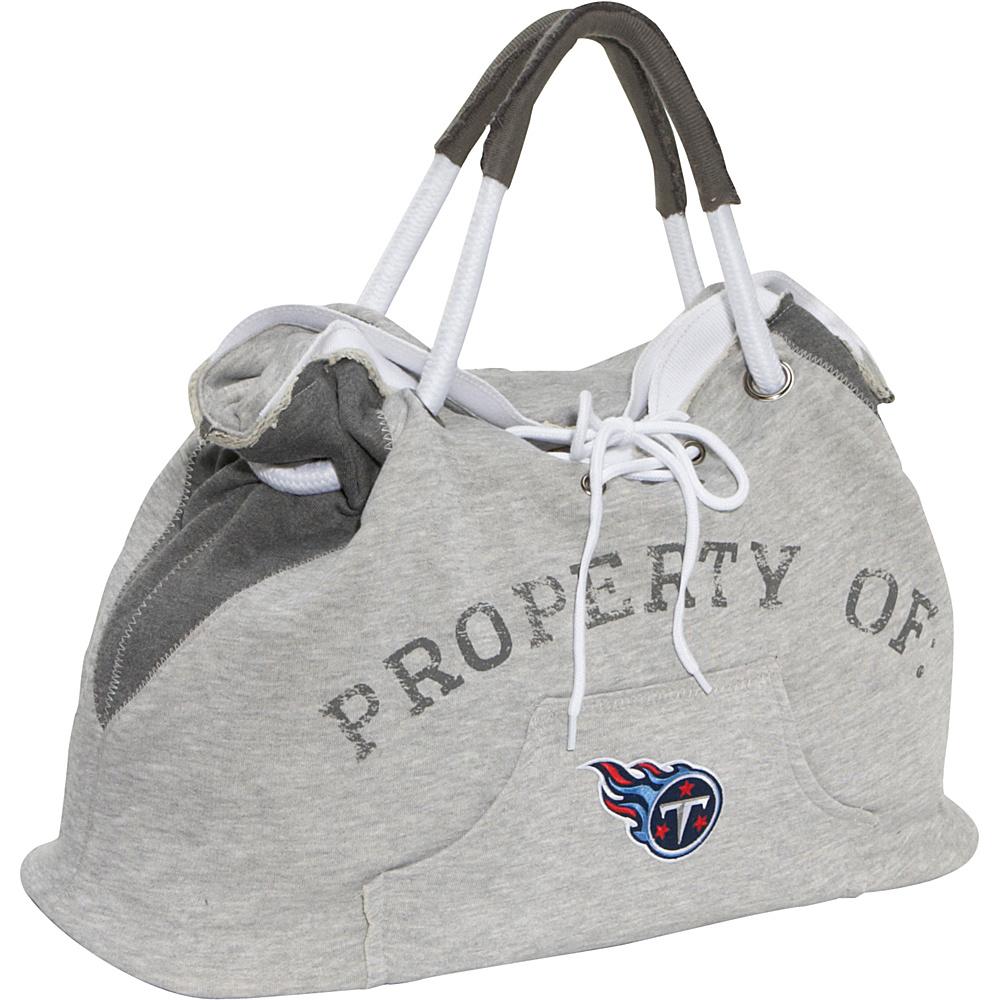 Littlearth Hoodie Tote - NFL Teams Tennessee Titans - Littlearth Fabric Handbags - Handbags, Fabric Handbags