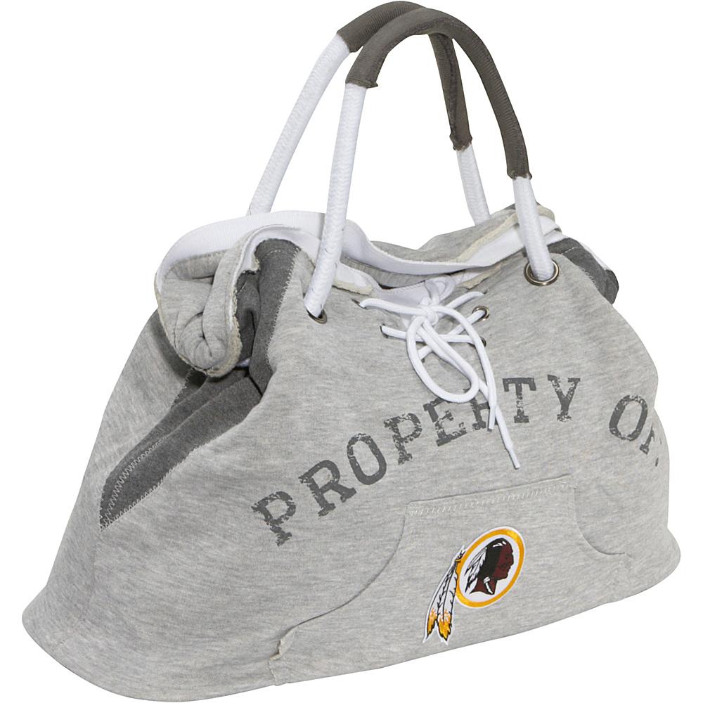 Littlearth Hoodie Tote - NFL Teams Washington Redskins - Littlearth Fabric Handbags - Handbags, Fabric Handbags