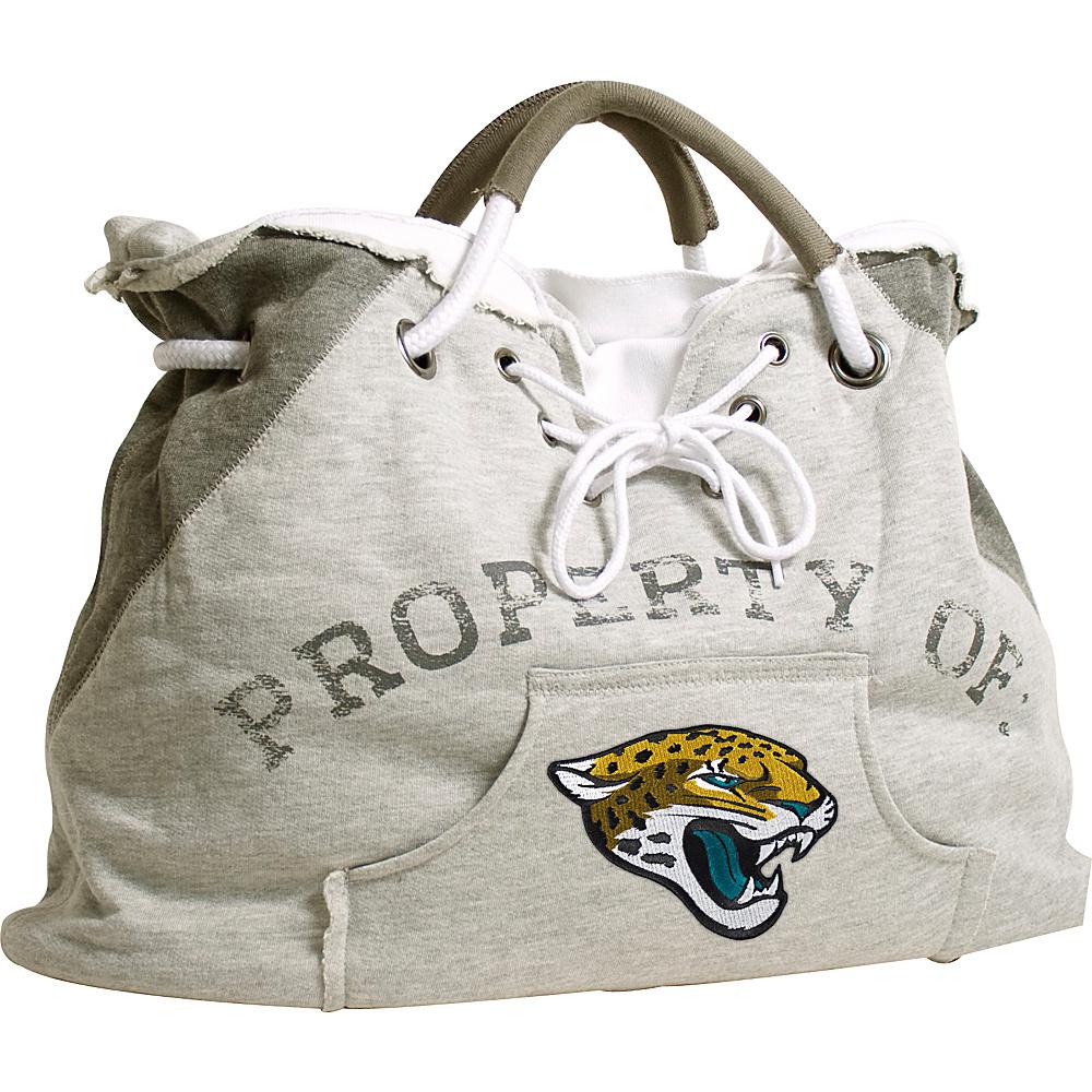 Littlearth Hoodie Tote - NFL Teams Jacksonville Jaguars - Littlearth Fabric Handbags - Handbags, Fabric Handbags