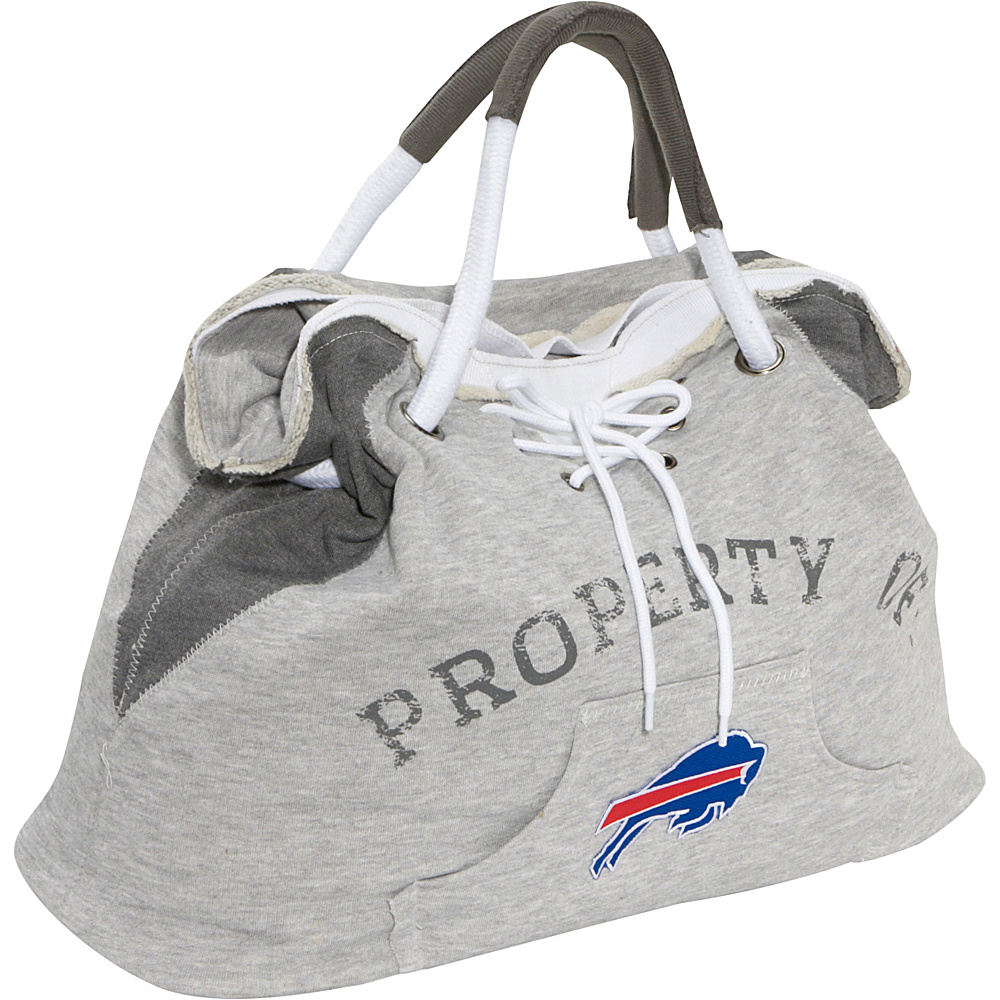 Littlearth Hoodie Tote - NFL Teams Buffalo Bills - Littlearth Fabric Handbags