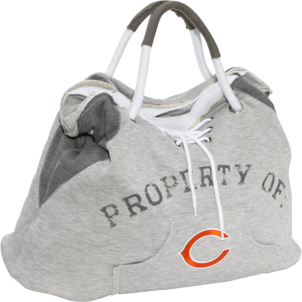 Littlearth Hoodie Tote - NFL Teams Chicago Bears - Littlearth Fabric Handbags - Handbags, Fabric Handbags