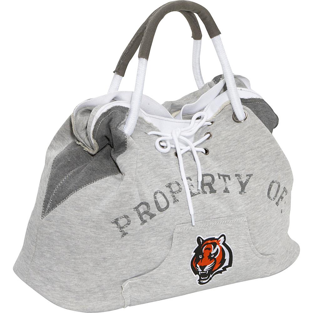 Littlearth Hoodie Tote - NFL Teams Cincinnati Bengals - Littlearth Fabric Handbags - Handbags, Fabric Handbags