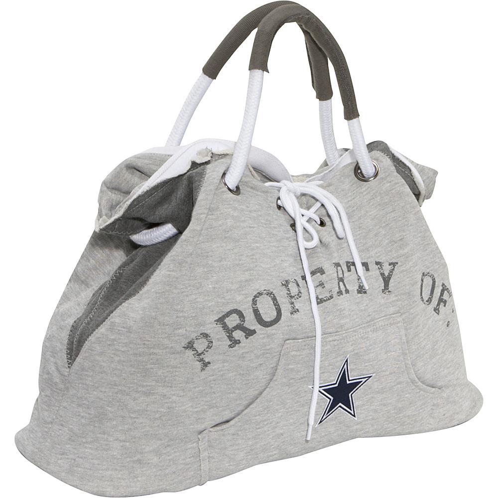 Littlearth Hoodie Tote - NFL Teams Dallas Cowboys - Littlearth Fabric Handbags - Handbags, Fabric Handbags