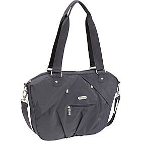 Touring Tote Charcoal/Fuschia