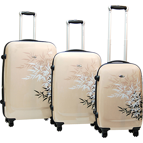 3 piece Hardside Luggage Sets