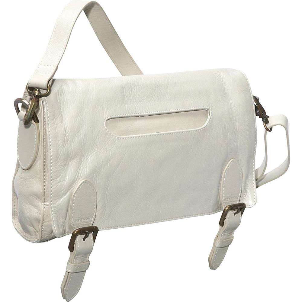 Latico Leathers Georgia - Putty - Handbags, Leather Handbags