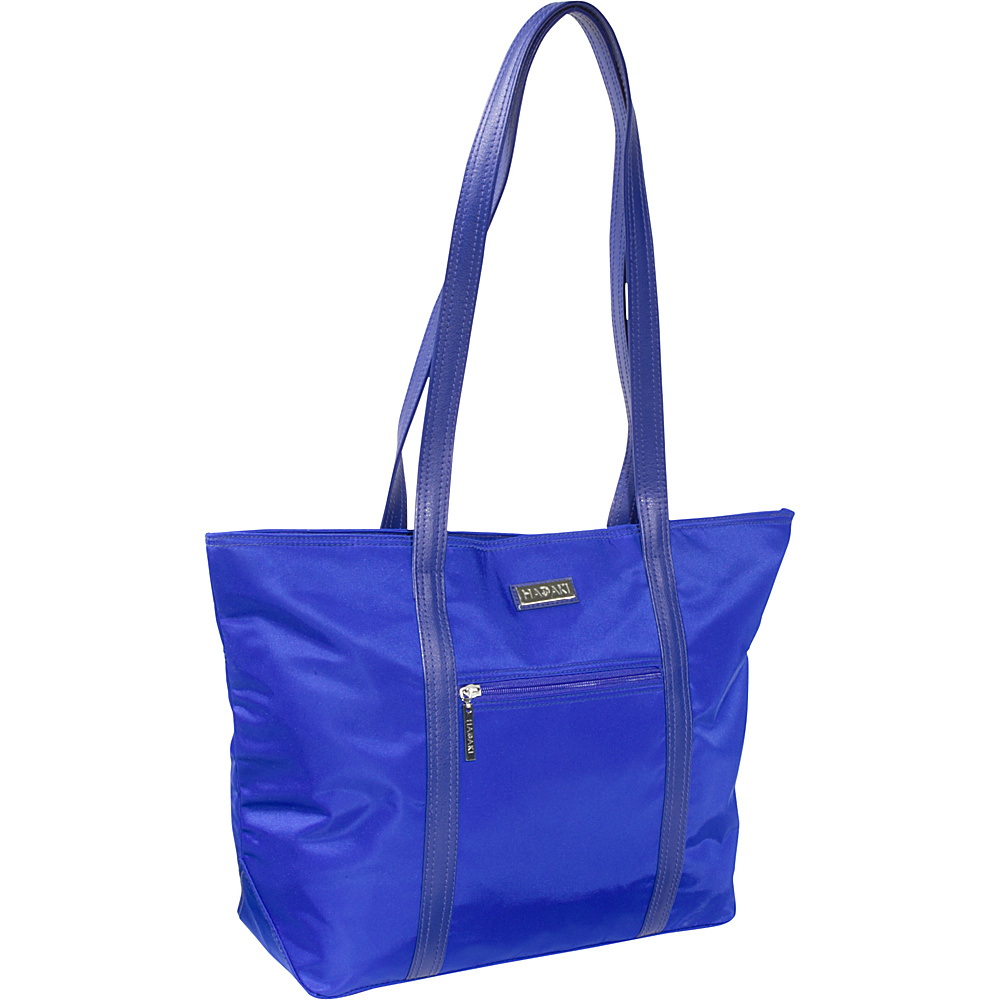 Hadaki Cosmopolitan Tote - Tote - Handbags, Fabric Handbags