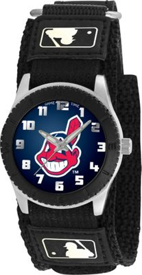 Game Time Rookie Black - MLB Cleveland Indians Black - Game Time Watches