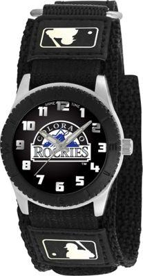 Game Time Rookie Black - MLB Baltimore Orioles  Bird logo - Game Time Watches