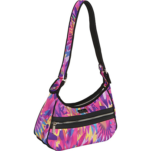 Beach Handbags Harbor Beach Small Zip Top Bag - Shoulder Bag
