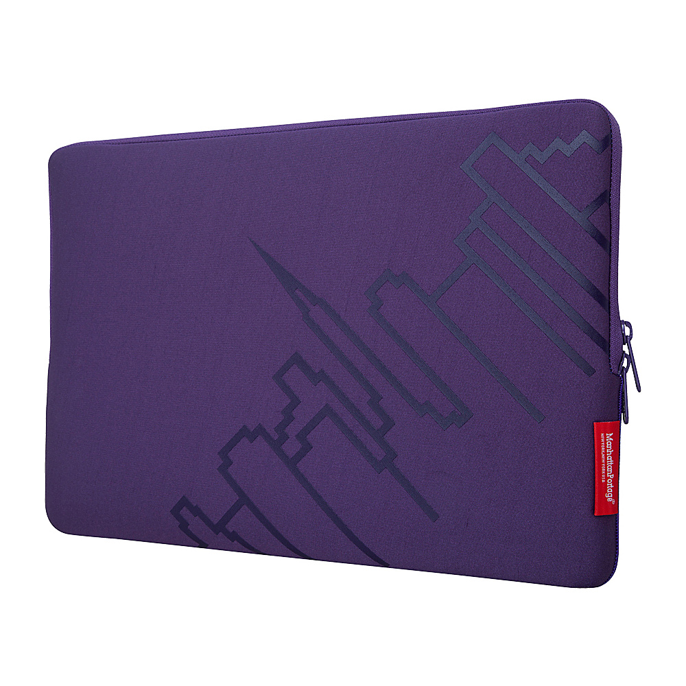 Manhattan Portage MacBook Pro Skyline Sleeve (15) - Technology, Electronic Cases